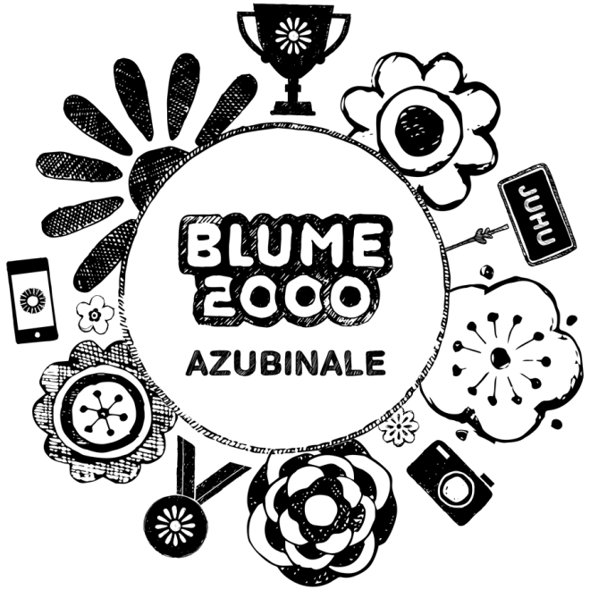 Die AZUBINALE - der Floristik-Wettbewerb von BLUME 2000 - geht nun ins Finale.