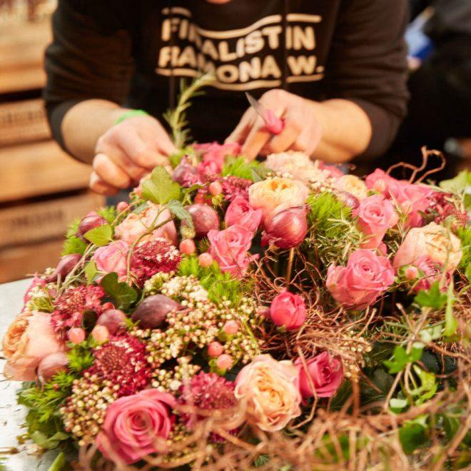 Hier findest du alle wichtigen Termine zu unserem Floristik-Wettbewerb.