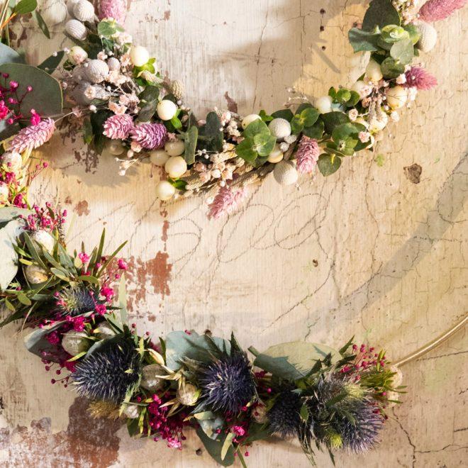 X Blumen Ring of Flowers